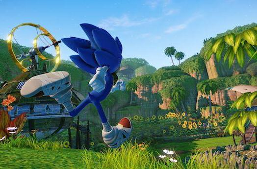 Sega's E3 lineup includes aliens, blue hedgehogs, virtual divas