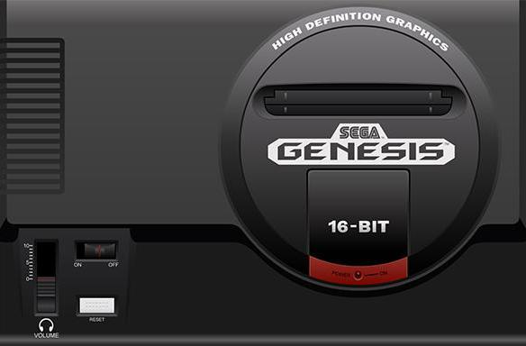 Happy 25th birthday, Sega Genesis