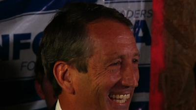 Ex-Gov Mark Sanford Elected to Congress