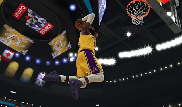 Nike will drop exclusive, limited-edition sneakers inside 'NBA 2K20'