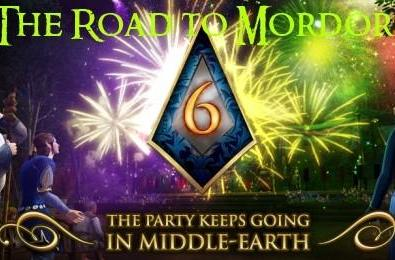 The Road to Mordor: Happy sixth birthday, LotRO!