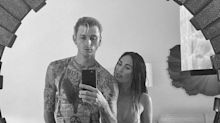 Megan Fox Introduced Her Kids to Machine Gun Kelly: 'They're Planning a Future Together' (Source)
