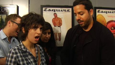 David Blaine: The Magical Snap