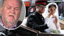 Thomas Markle reveals how Harry asked permission to marry Meghan