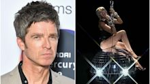 Noel Gallagher calls Miley Cyrus 'god awful woman' and claims British culture would 'never' sexualise female pop stars