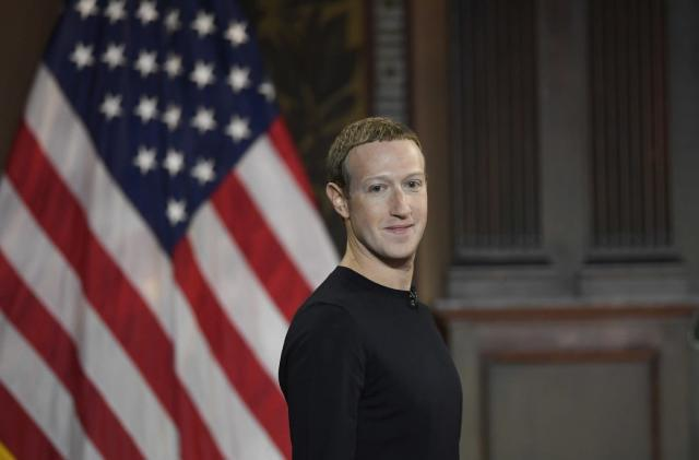 Facebook releases Zuckerberg's upcoming testimony in defense of Libra