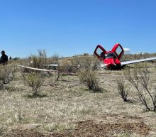 Two planes collide in Colorado sky — but no one was injured, officials say. How?
