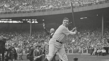 Milestone Babe Ruth bat to be auctioned off