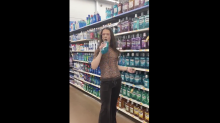 Twitter rages at 'disgusting' Walmart customer who gargled with Listerine and spit it back into container