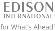 Advisory for Tuesday, April 27, 2021: Edison International to Hold Conference Call on First Quarter 2021 Financial Results
