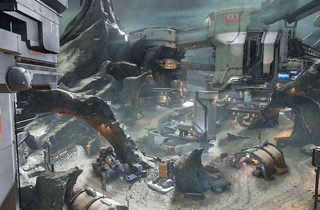 'Halo 5: Guardians' is getting Warzone Firefight this July