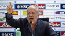 Napoli president says 16-team Serie A would be more competitive