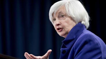 Yellen: Gradual Fed Rate hikes are needed