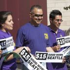 A $15 minimum wage appears to be too high