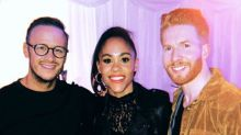 Strictly Come Dancing's Alex Scott Denies Being 'Fuming' At Neil Jones Reunion