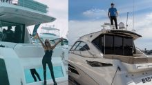 Christina Anstead Follows in Ex-Husband Tarek El Moussa's Footsteps and Buys a Yacht
