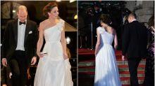 Kate Middleton eclipsa a las estrellas en los BAFTA 2019