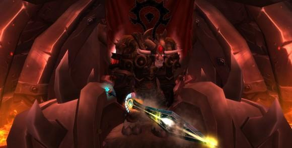 Thrall may not be the next warchief after all