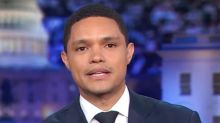 Trevor Noah Turns Trump's Video Game Blame For Mass Shootings Back On Him