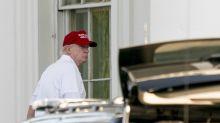 Trump pide a republicanos aprobar pronto plan de presupuesto