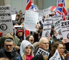 Anti-Semitism stokes fear and election angst in UK's 'bagel belt'