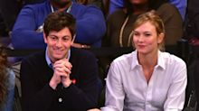 Engaged! Karlie Kloss said 'yes a million times over' to Joshua Kushner's proposal