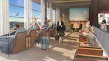 Alaska Airlines unveils plans for airport lounge at SFO