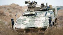 Großbritannien ordert Panzer bei Rheinmetall und KMW für 2,6 Milliarden Euro