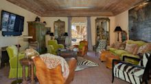 Suzanne Somers' Palm Springs home for sale