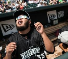 MLB teams take in solar eclipse at ballparks across country