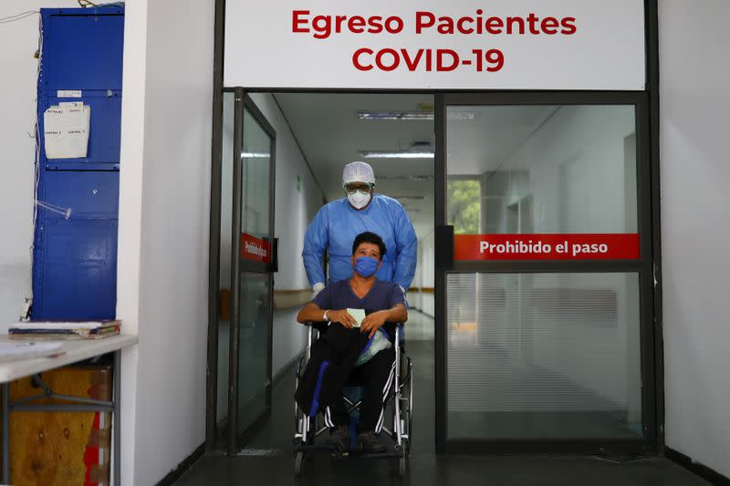 Mexico eclipses Britain with third highest coronavirus death toll