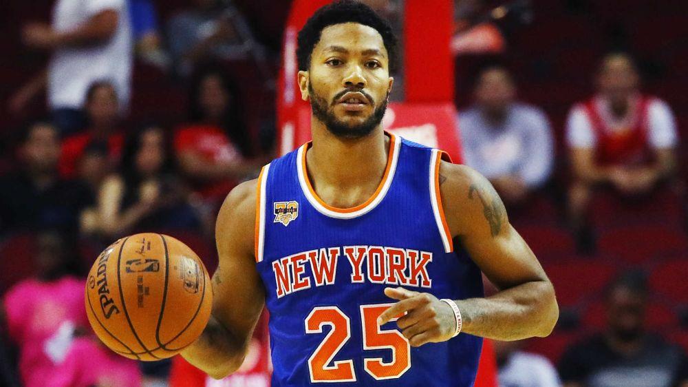 The Fifth Quarter: Derrick Rose shines in return as Knicks beat Lakers