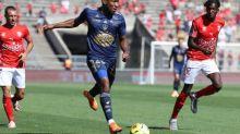 Foot - L1 - Brest - Ligue1: Ronaël Pierre-Gabriel et Romain Philippoteaux dans le groupe brestois à Angers