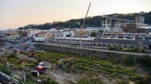 Sobreviviente de puente en Génova relata cómo cayó 45 metros