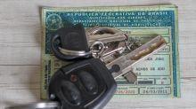 Entram em vigor regras mais brandas para tirar CNH no país
