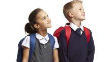 Free school uniform, pool float, oven gloves, stamps & drink