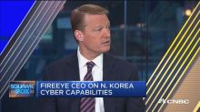 FireEye CEO: Need to take North Korea's cyber threat seri...