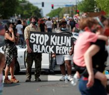 Four Minneapolis policemen fired after death of unarmed black man
