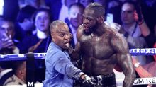 'Lying coward': Deontay Wilder's 'embarrassing' excuse exposed
