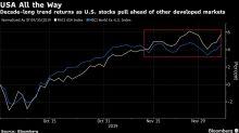 Stocks Drop With U.S. Futures; Treasuries Edge Up: Markets Wrap