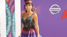 Janelle Monaé's Stunning Pride Gown Won the BET Awards Red Carpet