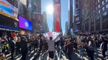 Célébrations dans plusieurs villes des États-Unis après la victoire de Joe Biden