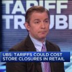 Tariffs could cost $40 billion in sales: UBS' retail analyst