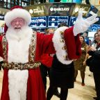 The 'Santa Claus' rally could come early this year