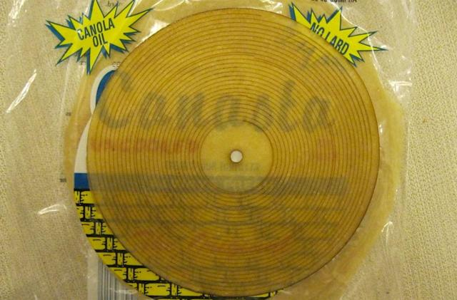 If records were tortillas, they'd sound like this