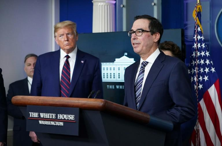 700-plus Small Business Relief Loans Processed, Mnuchin Says