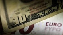 Euro up on China support as dollar surge loses momentum
