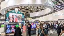 Hisense TVs at IFA: Celebrating the FIFA World Cup 2018(TM)