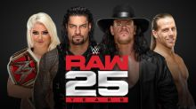 The top 25 'WWE Raw' moments of all time