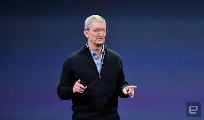 Apple, other tech giants will support transgender student's case